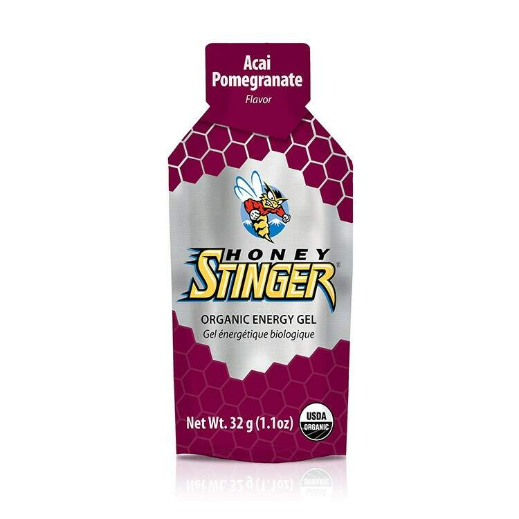 Gel Sachê Honey Stinger Açai e Romã